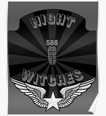 Night Witches Poster