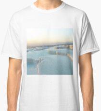 TRAVERTINE POOLS Classic T-Shirt