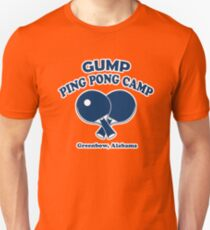 Gump Ping Pong Camp T-Shirt