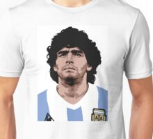 Maradona - best soccer player Unisex T-Shirt