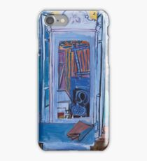 Dufy Raoul - Window Opening on Nice 1928 ,   Seascape  iPhone Case/Skin
