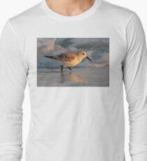 Dancing with the Surf Long Sleeve T-Shirt