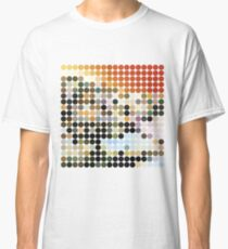 Camiseta clásica LED ZEPPELIN, BENDAY DOTS, CASAS DEL SANTO