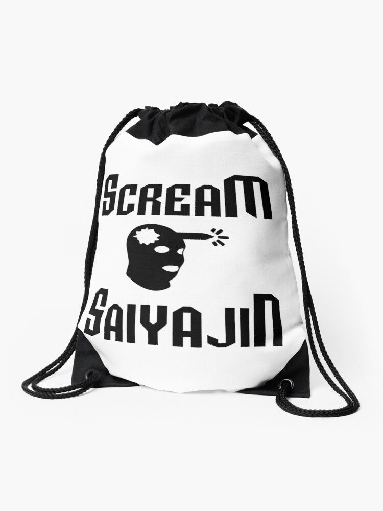 ScreaM SaiyajiN | CSGO | Mochila de cuerdas