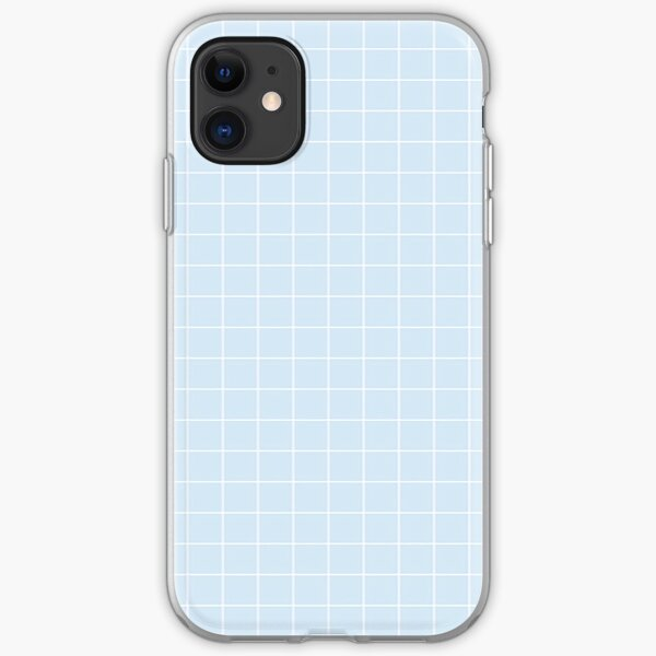 Stripes can be in a disc iPhone 11 case