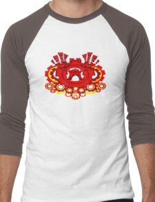 Mr. Robot Mk3 Men's Baseball ¾ T-Shirt