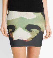Bamboo Trigonometry Mini Skirt