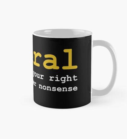 Utter Nonsense Mug