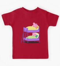 Peppa Pig Bed Time Kids Tee