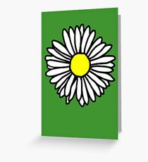 Daisy and Daisies Greeting Card