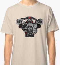 Twin-turbo engine Classic T-Shirt