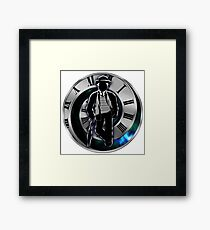 Doctor Who - 7th Doctor - Sylvester McCoy Framed Print