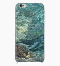 Reflejos en el  mar iPhone Case