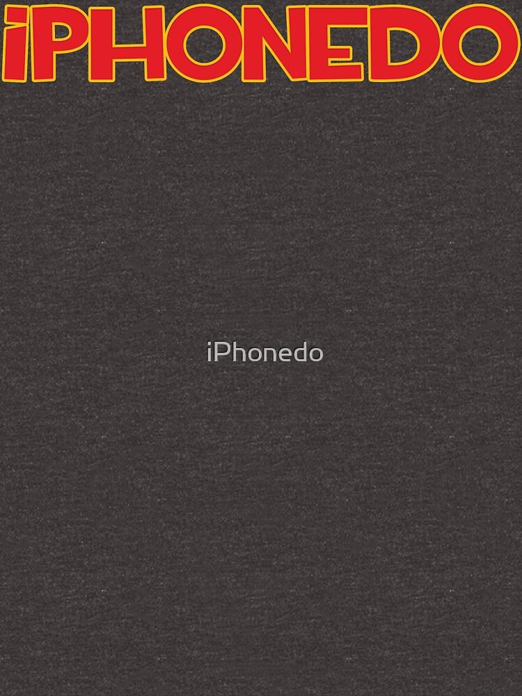 iPhonedo Kırmızı Logo by iPhonedo