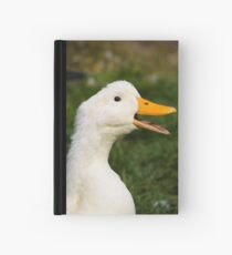 Having a Quacking Time! Hardcover Journal
