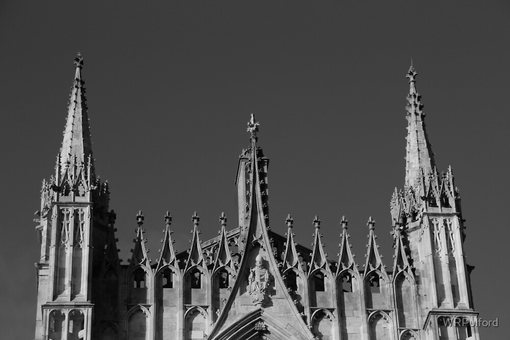 York Minster by WRPulford