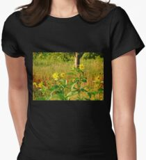 Golden Yellow Ray Florets T-Shirt