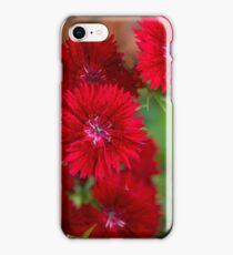 RED, RED, RED iPhone Case/Skin