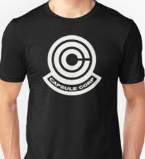 Capsule Corp Logos T-Shirt