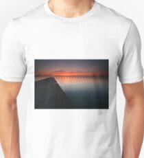 Lake Michigan Pier Unisex T-Shirt