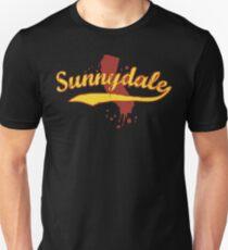 Sunnydale, Californie T-shirt unisexe