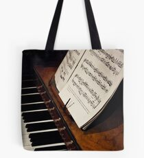 A Little More Music Tote Bag