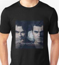 The Vampire Diaries Stefan & Damon Unisex T-Shirt