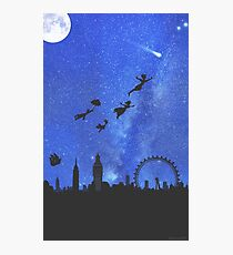 Welcome to Neverland- version 1 Photographic Print