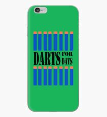 NERF TOY DESIGN - DARTS für Tage! iPhone-Hülle & Cover