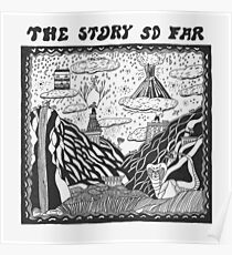 the story so far Poster