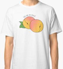 My peach. Classic T-Shirt