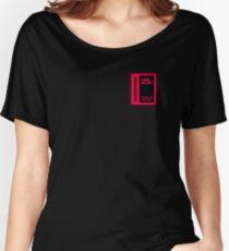 Arcade Coin Slot Women's Relaxed Fit T-Shirt