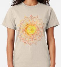 Decorative Indian Sun  Classic T-Shirt