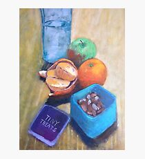 Snack Pot Acrylic Style  Photographic Print