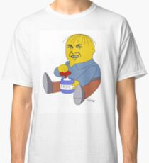 Jonah Hill as Ralph Wiggum Classic T-Shirt