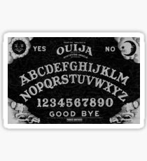 Ouija Board Sticker
