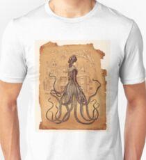 Lady Cthulhu  Unisex T-Shirt