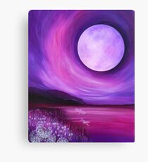 Tranquil Moon Canvas Print
