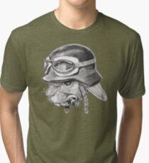 War Rabbit Tri-blend T-Shirt