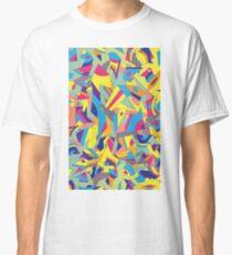 Vector Retro Poster Classic T-Shirt