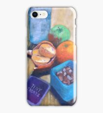 Snack Pot Acrylic Style  iPhone Case/Skin