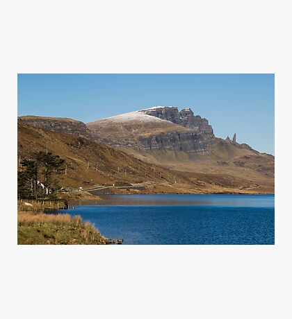 The Old Man of Storr Photographic Print