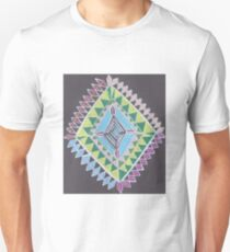 Trippy Design Unisex T-Shirt