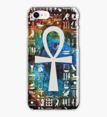 Egyptian Cross Galaxy iPhone Case/Skin