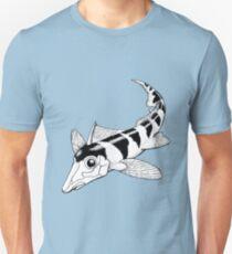 Ancient Bony Faced Fish Unisex T-Shirt