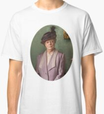 Lady Violet Downton Abbey Classic T-Shirt