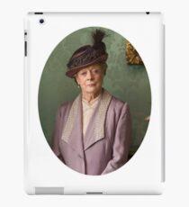 Lady Violet Downton Abbey iPad Case/Skin