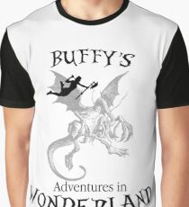 Buffy's  Adventures in Wonderland Graphic T-Shirt