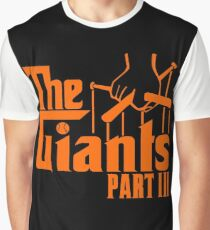 The GIANTS Graphic T-Shirt