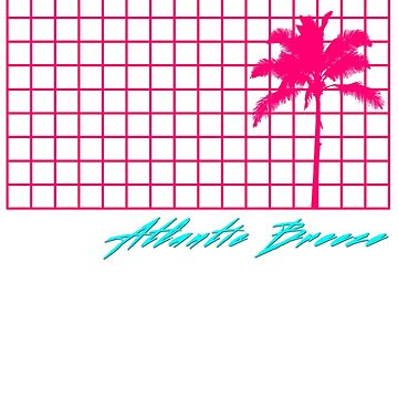 Atlantic Breeze 1980's by adamforcedesign